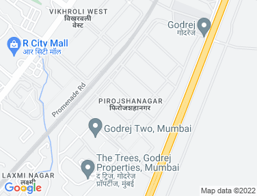 Flat for sale in Godrej The Trees, Vikhroli